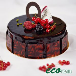 Дзеркальні декори для тортів Golden Glaze
